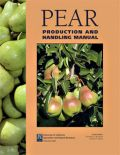 Pear Production and Handling Manual (����������� �������� - ������ ��� �������)