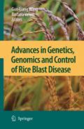 Advances in Genetics, Genomics and Control of Rice Blast Disease